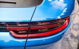 Porsche Panamera Sport Turismo rear lights