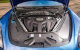 2.9-litre V6 Porsche Panamera Sport Turismo engine