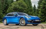 4 star Porsche Panamera Sport Turismo