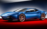 Ares Project Panther revealed as V10-powered supercar with pop-up headlights