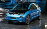 BMW i3 at the Paris motor show 2016 - show report and gallery