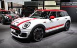 Mini Clubman John Cooper Works at the Paris motor show 2016 - show report and gallery