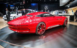 Vision Mercedes-Maybach concept at the Paris motor show 2016 - show report and gallery