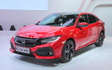Honda Civic at the Paris motor show 2016 - show report and gallery