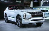 Mitsubishi Ground Tourer PHEV concept at the Paris motor show 2016 - show report and gallery