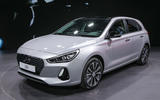Hyundai i30 at the Paris motor show 2016 - show report and gallery