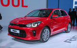 Kia Rio at the Paris motor show 2016 - show report and gallery