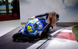 Superbike at the Paris motor show 2016 - show report and gallery