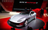 Ferrari GTC4 Lusso T at the Paris motor show 2016 - show report and gallery