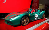 Special edition Ferrari at the Paris motor show 2016 - show report and gallery