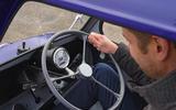 Peel P50 drive