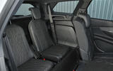 Peugeot 5008 third row seats