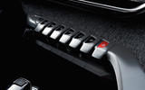 Peugeot 3008 switchgear