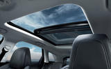Peugeot 3008 panoramic sunroof