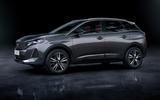 2021 Peugeot 3008 - side