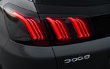 2021 Peugeot 3008 - detail
