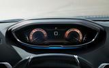 2021 Peugeot 3008 - gauges