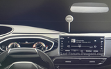 Peugeot 3008 facelift leaked images dash