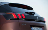 Peugeot 3008 rear LED lights