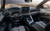 2021 Peugeot 3008 - interior