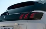 2021 Peugeot 3008 - rear detail