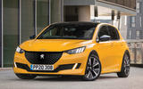 2021 Peugeot 308, as imagined by Autocar