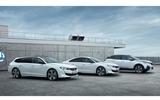 Peugeot plug-in hybrids
