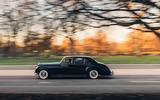 Lunaz Rolls-Royce Phantom driving -  side