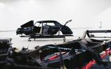 Lunaz Rolls-Royce Phantom in progress