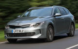 Kia Optima PHEV Sportswagon
