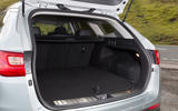 Kia Optima PHEV boot space