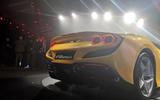 2020 Ferrari F8 Spider reveal - static rear