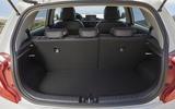 Kia Picanto GT boot space