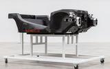 McLaren PLT-MCTC-01 carbonfibre tub
