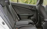 Toyota Prius PHEV longterm review spacious rear seats