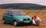 1997 Mk3 Volkswagen Polo 6N