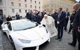 Pope Lamborghini