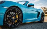 Porsche 718 Boxster GTS side sills