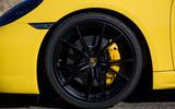 Porsche 718 Cayman GTS alloy wheels
