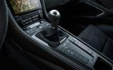 Porsche 718 Cayman GTS manual gearbox