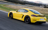 Porsche 718 Cayman GTS rear
