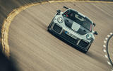 Porsche 911 GT2 RS on the bowl