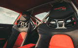 Porsche 911 GT2 RS bucket seats