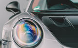 Porsche 911 GT2 RS headlights
