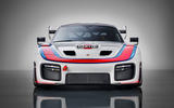Porsche 935 race car 2018 reveal nose