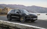 4 star Porsche Cayenne S