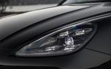 Porsche Cayenne S LED headlights