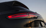 Porsche Cayenne S rear lights