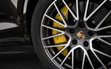 Porsche Cayenne S yellow brake calipers