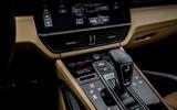 Porsche Cayenne Turbo centre console